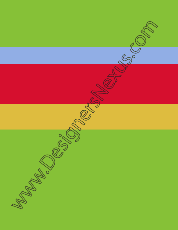 001- textile stripe design 4 color