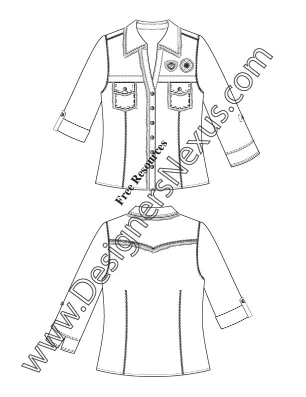 blazer design download