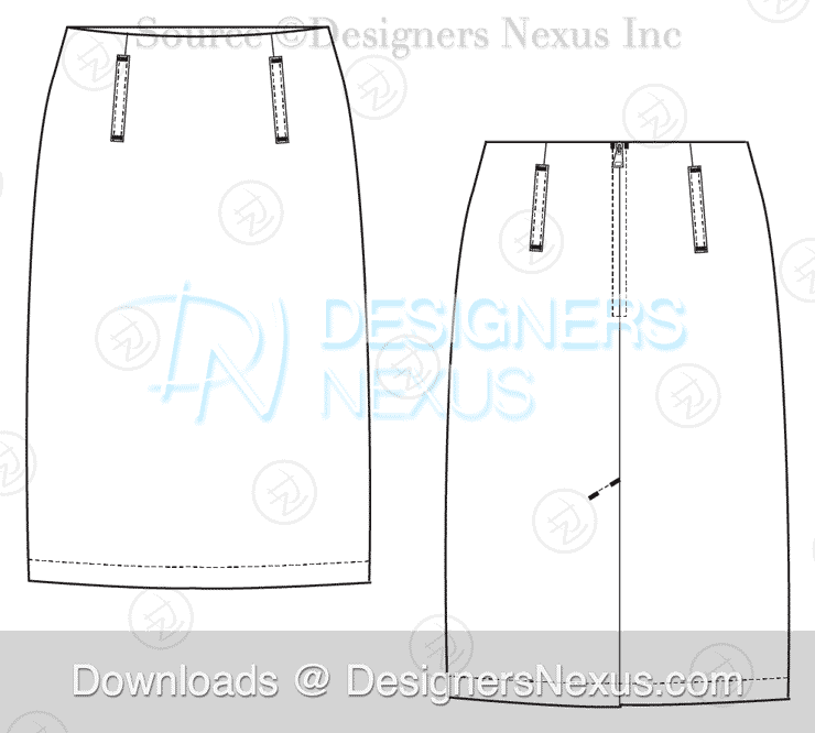 flat-fashion-sketch-skirt-044-preview-image