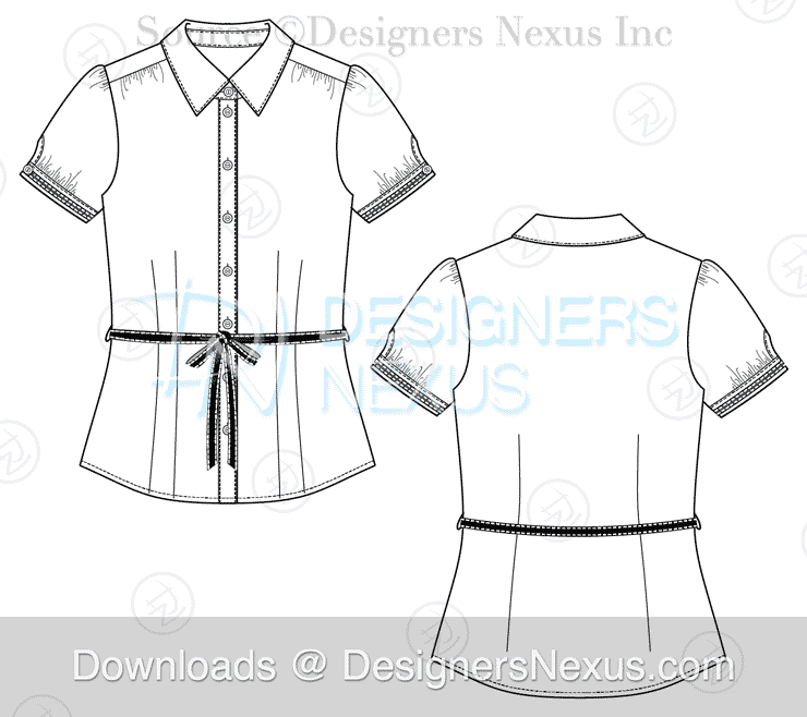 flat-fashion-sketch-top-062-preview-image
