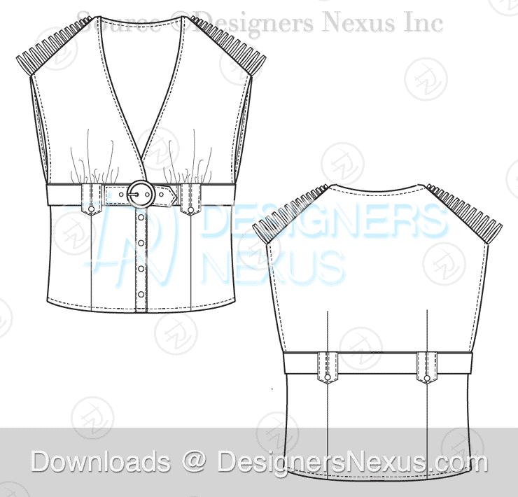 flat-fashion-sketch-vest-040-preview-image